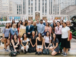 Business internship in International architecture internships in New York