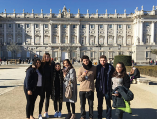 International architecture internships in Madrid