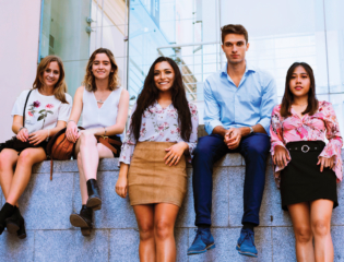 International social work internships in Madrid