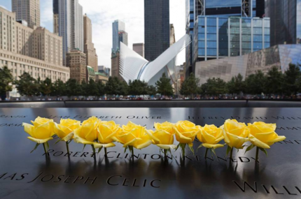 see sights of 9/11 Tribute Museum & Memorial Tour