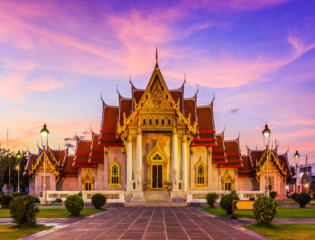 International hospitality, events & tourism internships in Bangkok