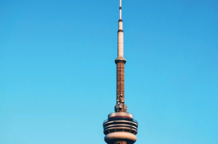 see sights of CN Tower