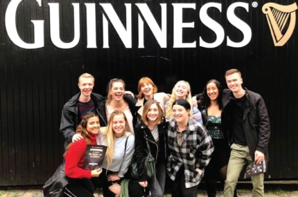 see sights of Guinness Storehouse Tour