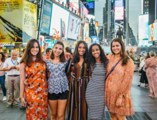 International fashion internships in New York
