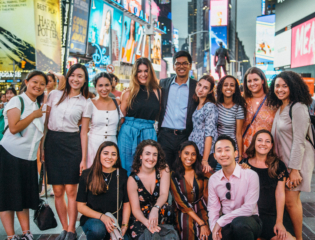 Business internship in International finance & accounting internships in New York