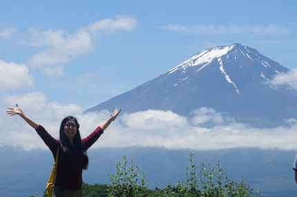 see sights of Mt Fuji day trip