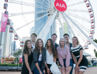 International human resources internships in Hong Kong