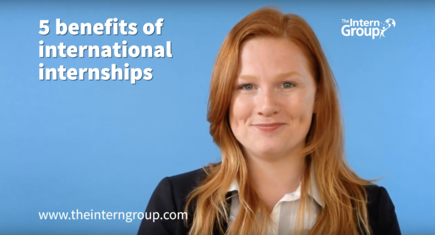 5 benefits of international internships cover