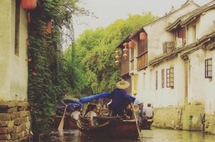 see sights of Tongli tour