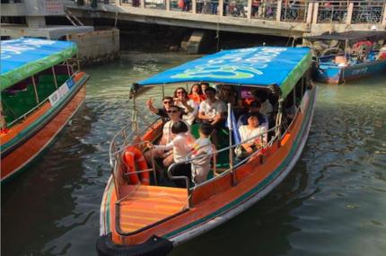 see sights of Tai O Fishing Village tour