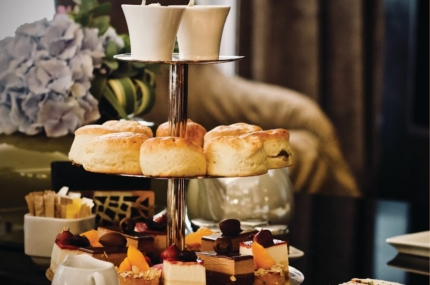 see sights of Afternoon Tea