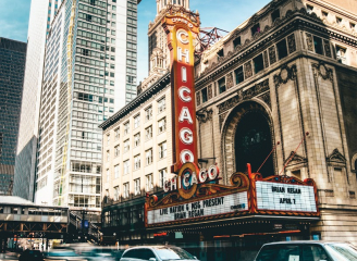 see sights of Chicago