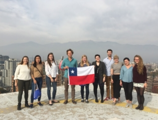 Business internship in International IT & computer science internships in Chile
