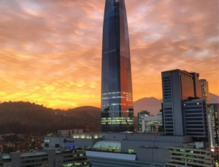 International engineering internships in Chile