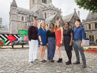 International architecture internships in Dublin