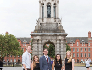 International entrepreneurship internships in Dublin