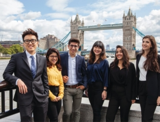 International PR & marketing internships in London