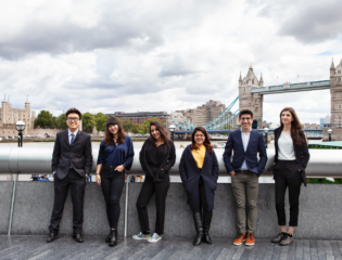 Business internship in International consulting internships in London