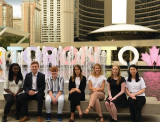 International PR & marketing internships in Canada