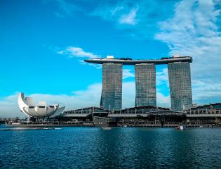 Business internships in Singapore