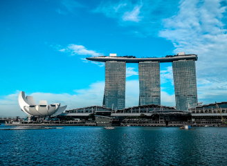see sights of Singapore