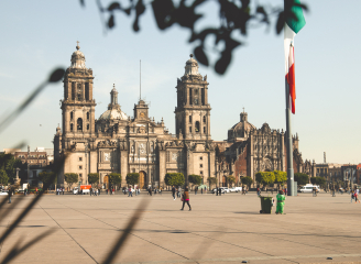 see sights of Mexico City - Coming soon