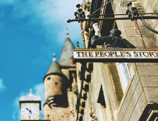 Business internships in Edinburgh